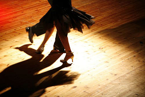 Ballroom & Latin Group Classes